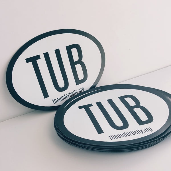 TUB Euro Car Magnet
