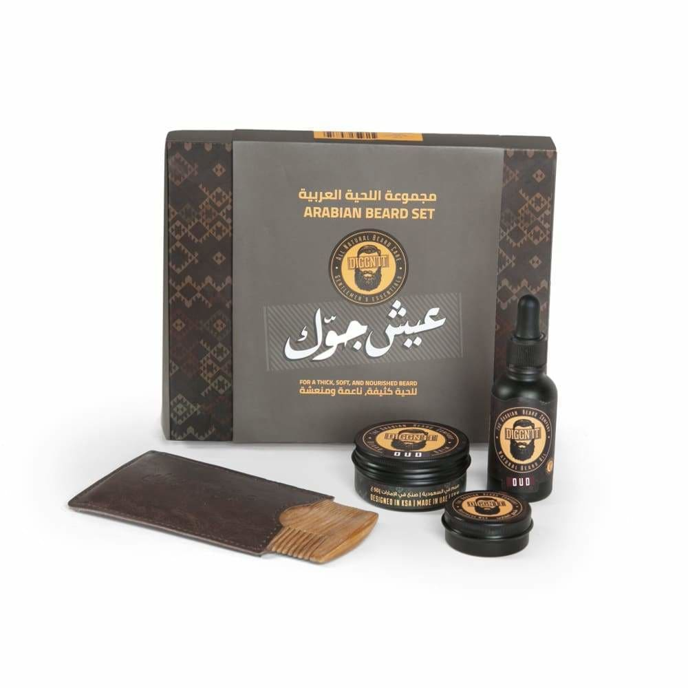 Beard Care Set - Oud - Sets