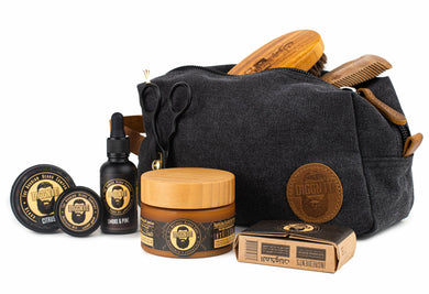 Gentlemen's Essentials - Black / Smoke & Pine - Sets
