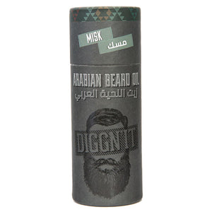 Misk Beard Oil - Beard Oil
