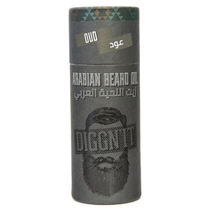 Oud Beard Oil - Beard Oil