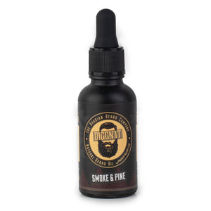 Smoke & Pine Beard Oil - 30 mL Standard Size - Beard Oil