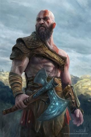 The 13 Best Beards in Video Games