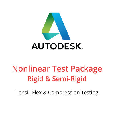 Autodesk Nonlinear Test Package for Rigid & Semi-Rigid
