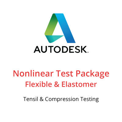 Autodesk Nonlinear Test Package for Flexible & Elastomer