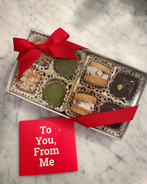 From Me Yo You - shortbread cookies - Joli Minis - Taiwanese Fruit Filled Biscuits
