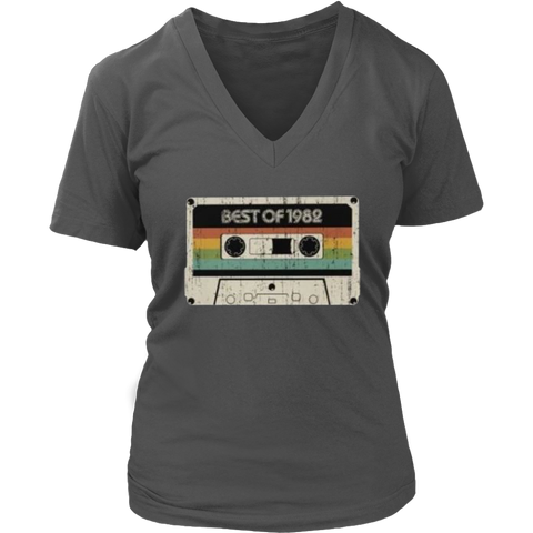 Best Of 1982 V-Neck