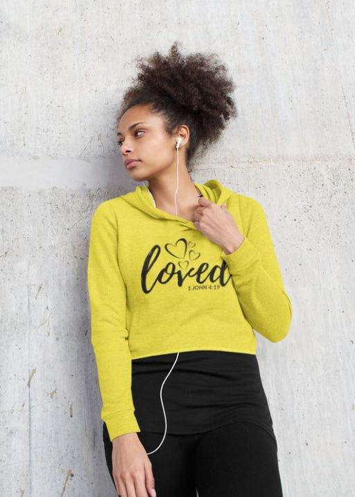 Loved 1 Hoodies - Shop Sassy Chick