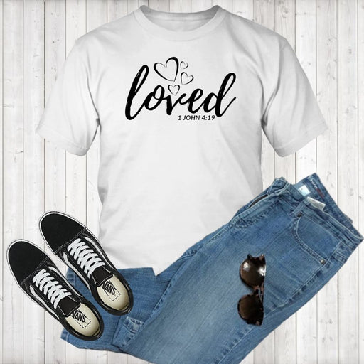 Loved 1 T-Shirt - Shop Sassy Chick