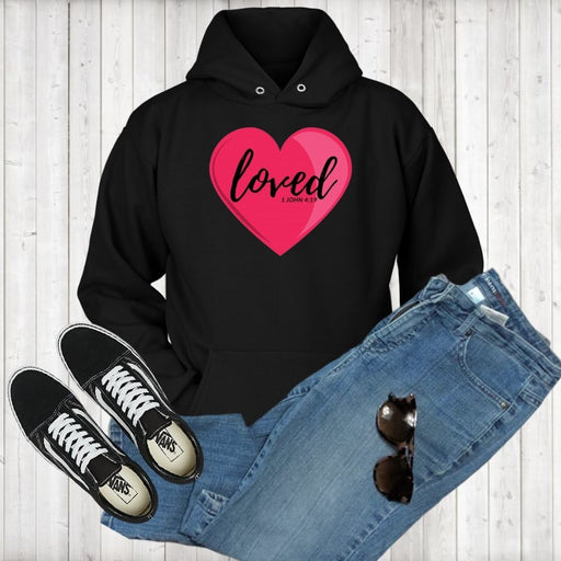 Loved Hoodies - Shop Sassy Chick