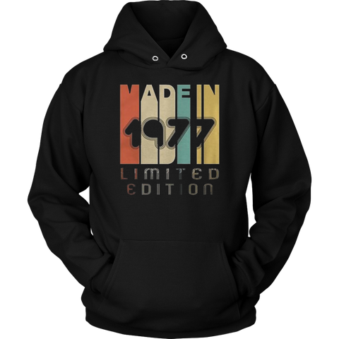 1977 Limited Edition Hoodies