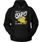 Made in 1970 Hoodies