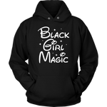 Black Girl Magic Hoodies