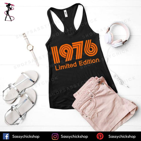Limited Edition 1976 Tanks