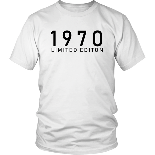 1970 Limited Edition T-Shirt - Shop Sassy Chick