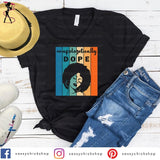 Unapologitically DOPE V-Neck