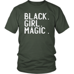 Black Girl Magic T-Shirt - Shop Sassy Chick