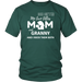 Mom & Granny T-Shirt 1 - Shop Sassy Chick