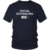 Social Distancing T-Shirt - Shop Sassy Chick