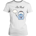 Pot Head Women's Unisex T-Shirt - White | Shop Sassy Chick