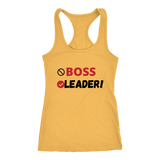 Boss Leader Tanks