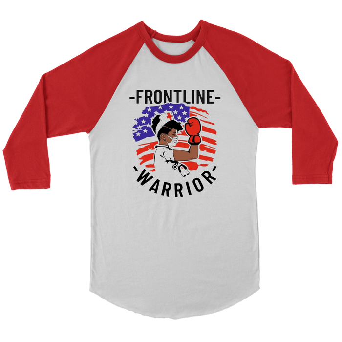 FRONTLINE Long Sleeves - Shop Sassy Chick