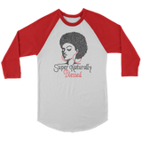 Long Sleeve Super Natural Blessed - Red | Shop Sassy Chick