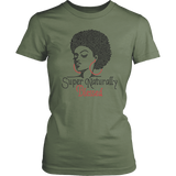 Super Naturally Blessed Women's Unisex T-Shirt - Fatigue | Shop Sassy Chick