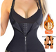 Body Shaper Cincher Waist Trainer with Adjustable Straps - Shop Sassy Chick