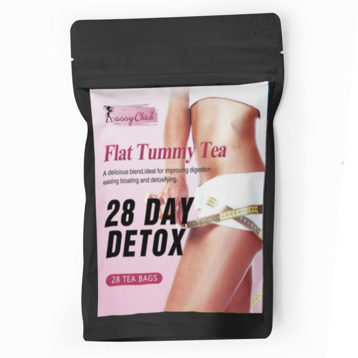 Sassy Chick Flat Tummy Tea - Shop Sassy Chick