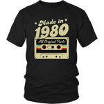 Made in 1980 T-Shirt