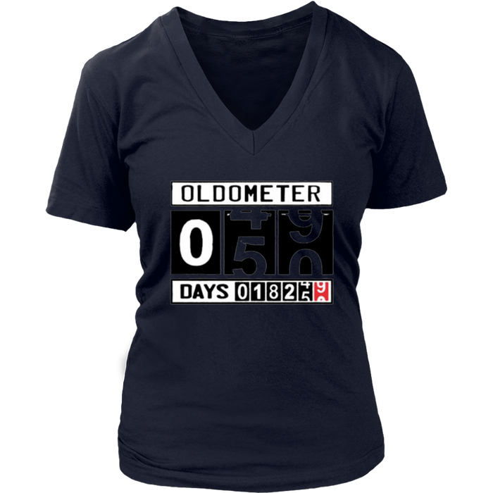 Oldometer V-Neck - Shop Sassy Chick