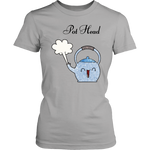 Pot Head Women's Unisex T-Shirt - Grey | Shop Sassy Chick