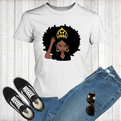 Queen Afro - Shop Sassy Chick