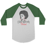 Long Sleeve Super Natural Blessed - Green | Shop Sassy Chick