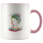 Mug Phenomenal Woman Ceramic Coffee Mug - Pink | Shop Sassy Chick