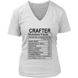 Crafter Women's V-neck Shirt