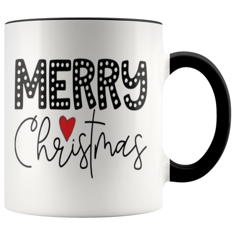 Merry Christmas 3 Mugs