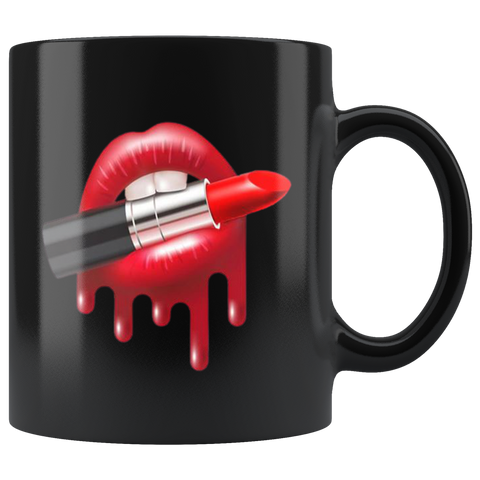 Lip Lipstick Mugs