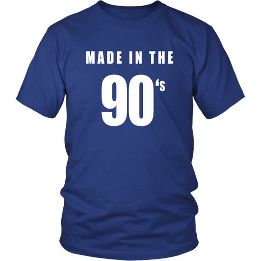 Made In The 90's T-Shirt - Shop Sassy Chick