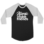 Allergic To Fake Friends Women's Long Sleeve | Shop Sassy Chick