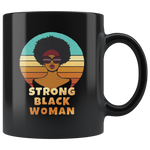 Strong Black Woman Mugs