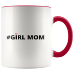 Girl Mom Mugs
