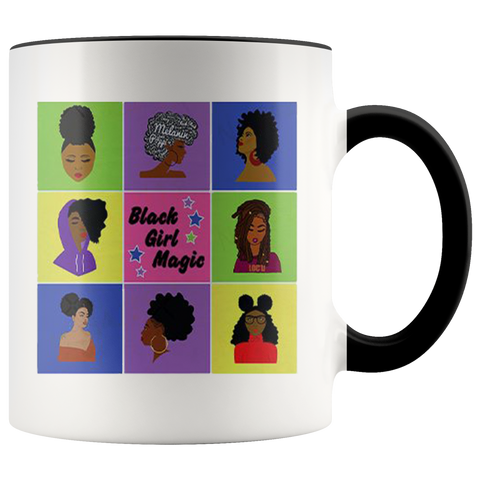 Girl Magic Mugs
