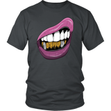 Purple Lips T-Shirt