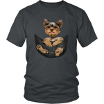 Pocket Dog T-Shirt