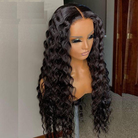 Brazilian Natural Wave Remy Hair Wig