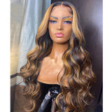 Highlight Body Wave Ombre