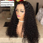 Curly Wave Human Hair Wig