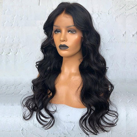 Remy Lace Front Human Hair Wigs